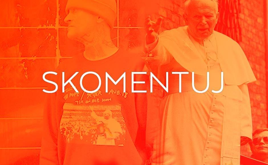 Papież i streetwear