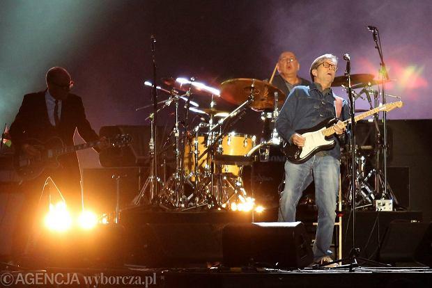 Dokończyć koncert Erica Claptona sprzed lat. Szlak Śląskiego Bluesa zaprasza