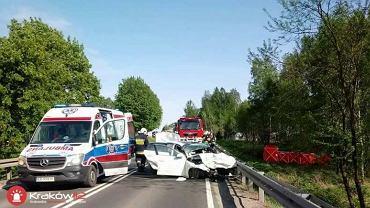W wypadku w Woli Filipowskiej zginęły trzy osoby