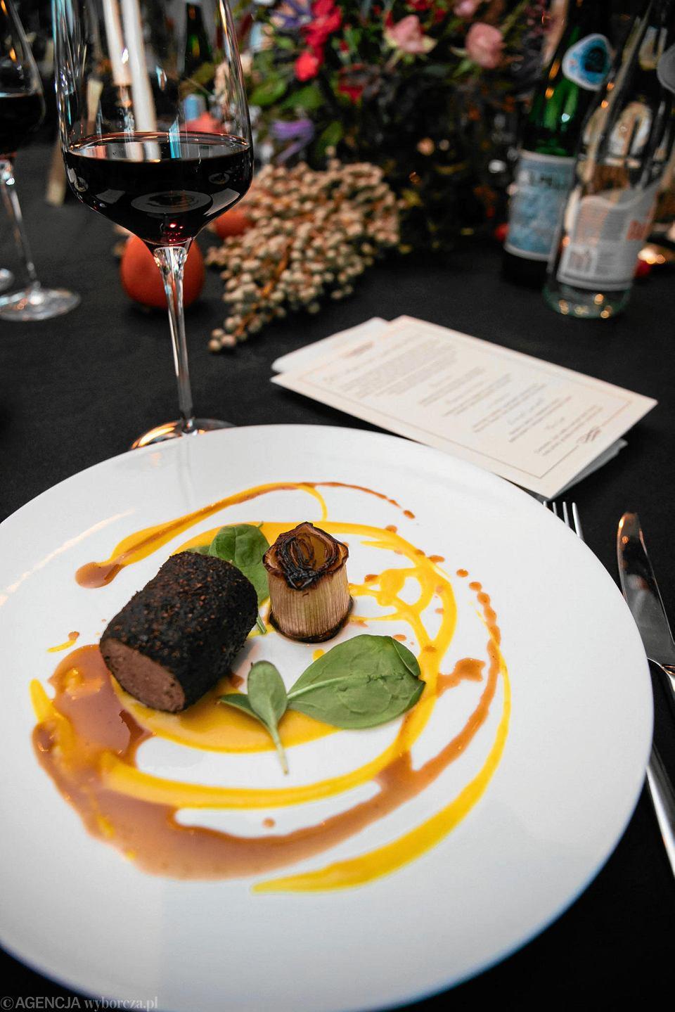 Zdjęcie numer 5 w galerii - Kaczka z toskańskimi ziołami, vermicelli z szałwią, szaszłyki ze ślimaków. Taką dietę wymyślił dla nas Leonardo da Vinci