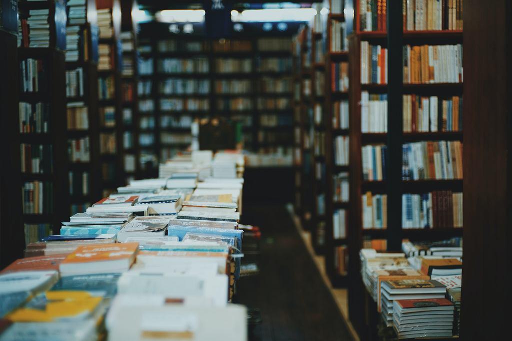księgarnia (zdjęcie ilustracyjne)