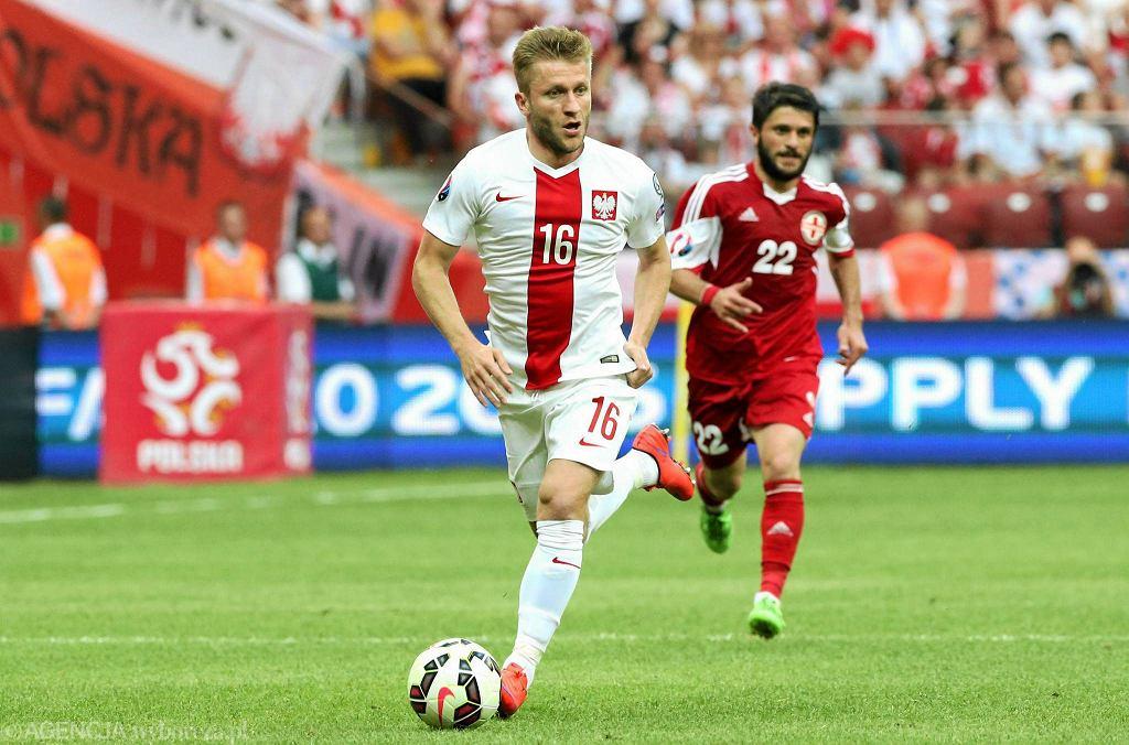 Polska - Gruzja 4:0. Jakub Błaszczykowski