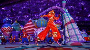 Ceremonia otwarcia Zimowych Igrzysk Olimpijskich w Soczi