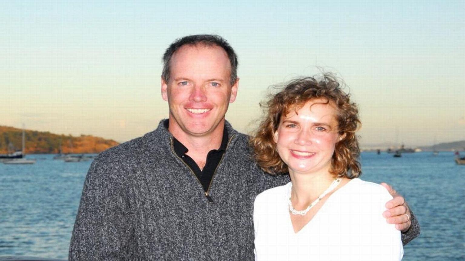 Stephanie i Dale Brunner