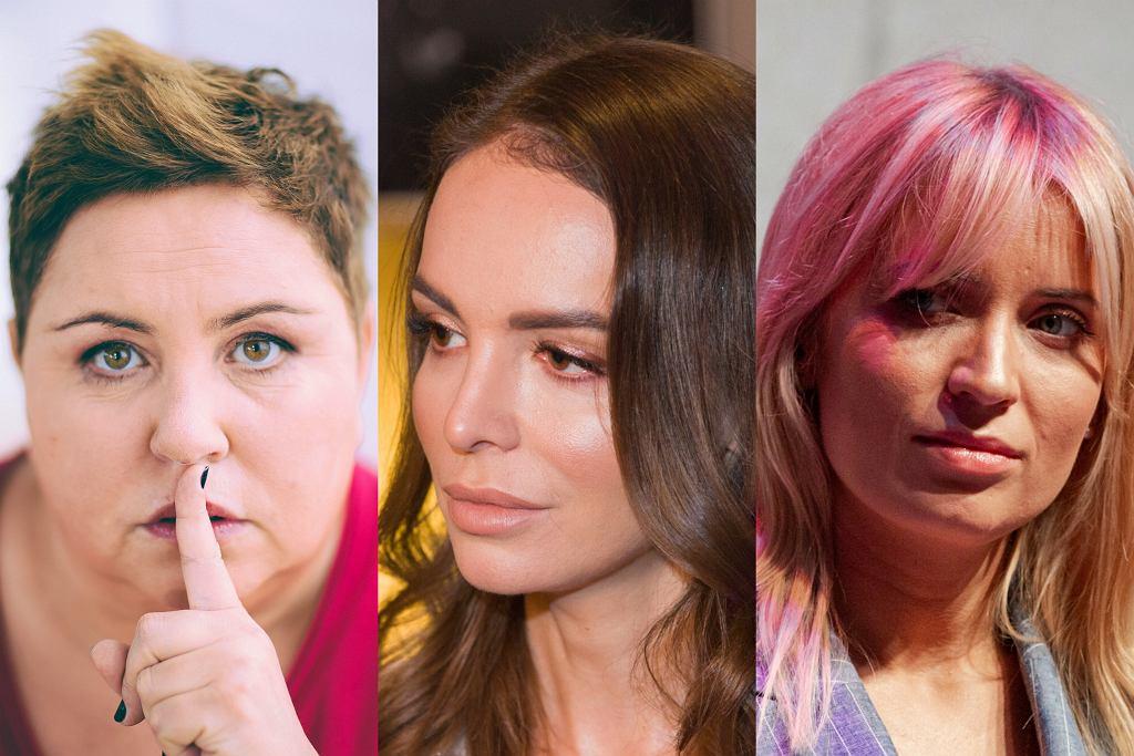 Dorota Wellman, Anna Wendzikowska, Anna Dec