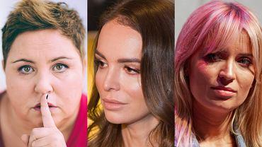 Gwiazdy reagują na felieton Doroty Wellman o narcystycznych celebrytkach. Wkurzona Wendzikowska: Żyj i daj żyć innym
