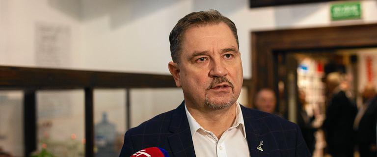 """""""Solidarność"""" chce zabrać ECS tablice z 21 postulatami. Duda: Odbierzemy je"""