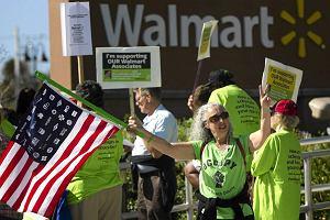 Kalifornia chce karać Walmart za głodowe pensje