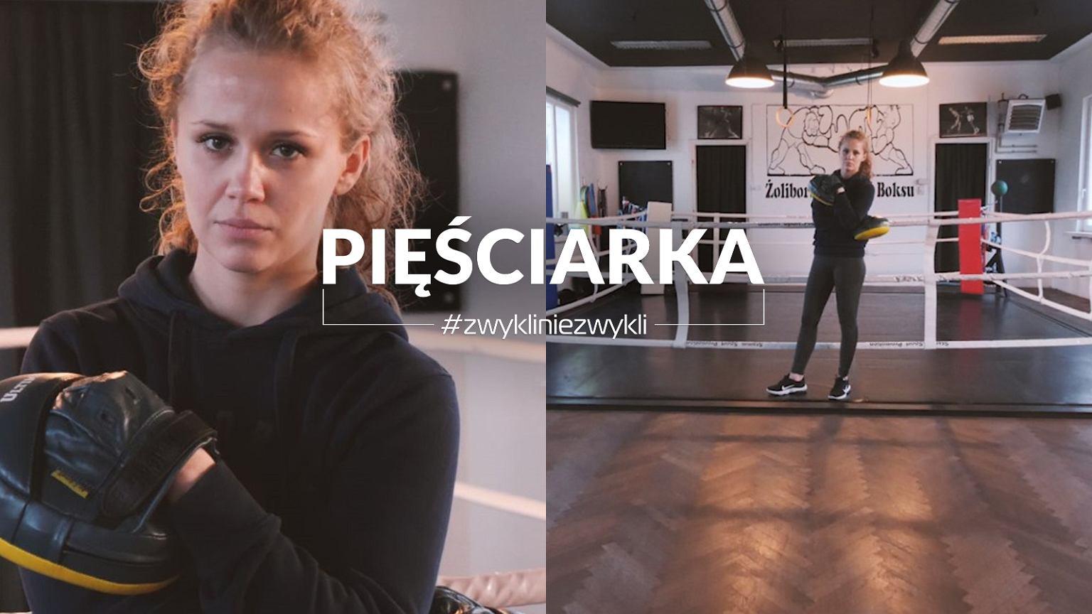 Justyna Żełobowska - była zawodniczka boksu olimpijskiego i trenerka boksu