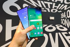 Samsung pokazał Galaxy S10. To piekielnie mocny smartfon, który namiesza na rynku