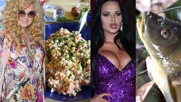 Gwiazdy jako potrawy świąteczne
