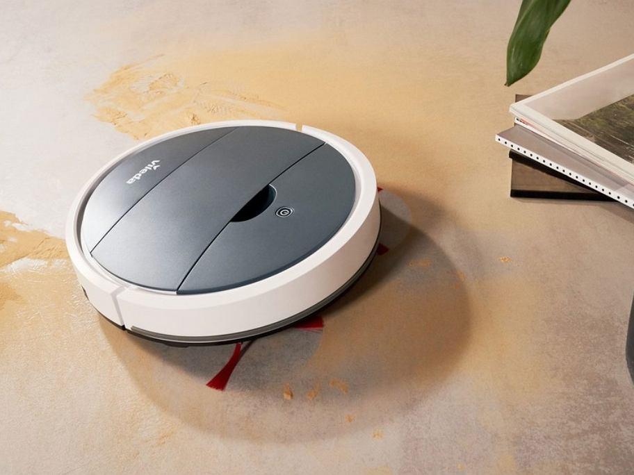 Robot sprzątający Vileda VR One od marki Lidl