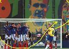 W A-klasie też strzelają jak Roberto Carlos. Piękny gol z wolnego w 95. minucie dał awans!