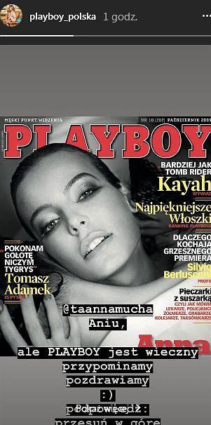 Odpowiedź Playboya