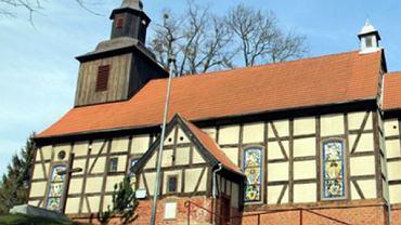 Kościół parafialny w Mechowie