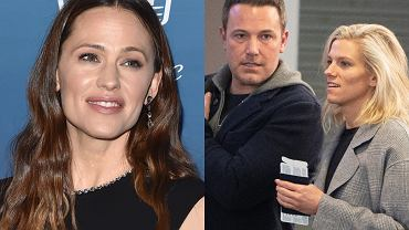 Ben Affleck i Lindsay Shookus, Jennifer Garner
