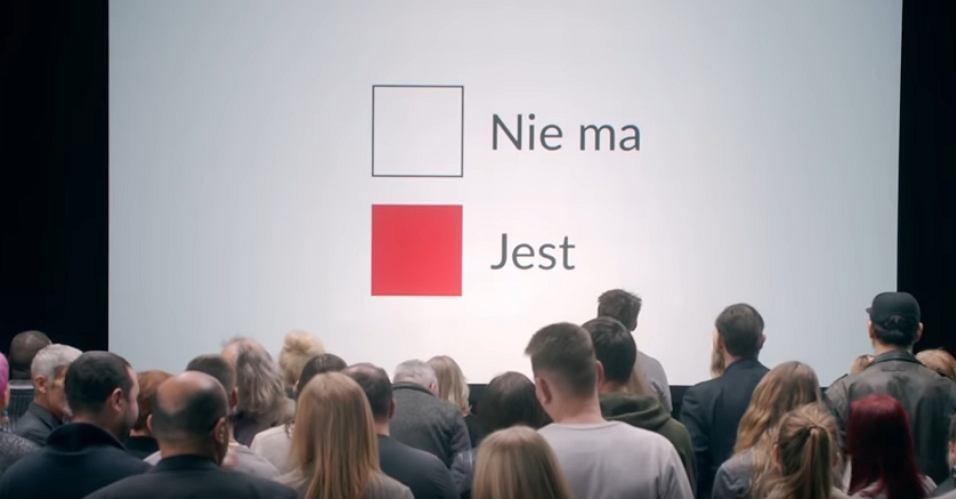 Klip promujący akcję Jaka jest Polska