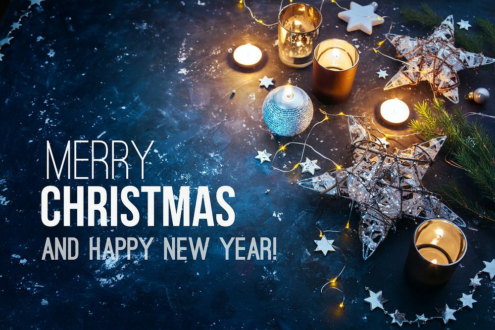 Życzenia bożonarodzeniowe 2020 mogą być krótkie, wesołe lub poważne. Zdjęcie ilustracyjne