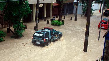 Brazylia. Ulewne deszcze zbierają żniwo. Zginęło co najmniej 11 osób (fot. ilustracyjna)