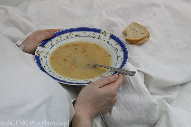 Szpitalne jedzenie w Polsce. Na co mogą liczyć pacjenci szpitali?