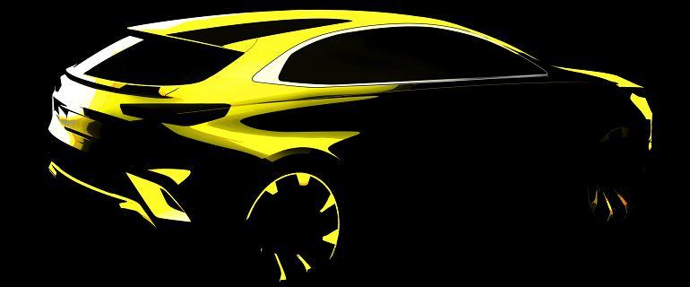 Kia Ceed będzie crossoverem. Niedługo zadebiutuje czwarta wersja nadwoziowa popularnego kompaktu