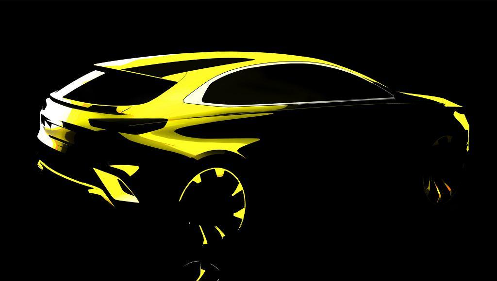 Kia Ceed crossover concept