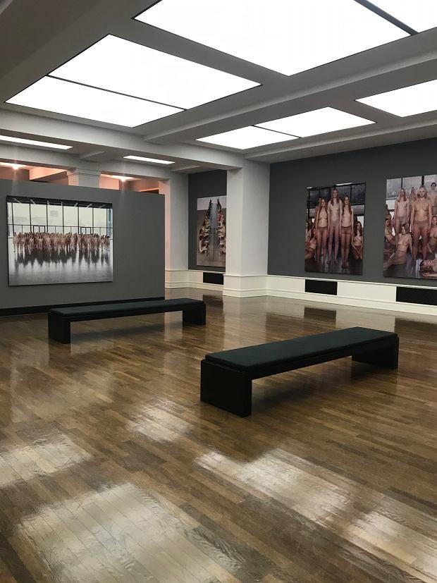 Wystawa 'Body Performance' w Fundacji Helmuta Newtona w Berlinie