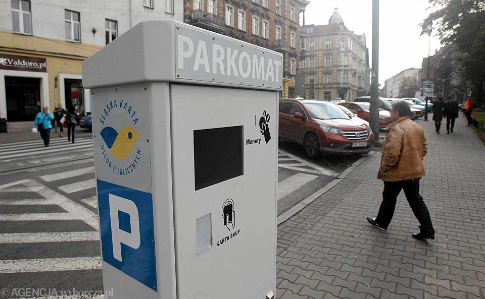 Będą nowe ceny parkowania w centrum Katowic