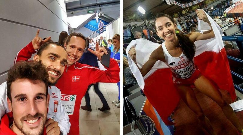 Halowe mistrzostwa Europy w Belgradzie