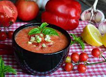 Zupa gazpacho - ugotuj
