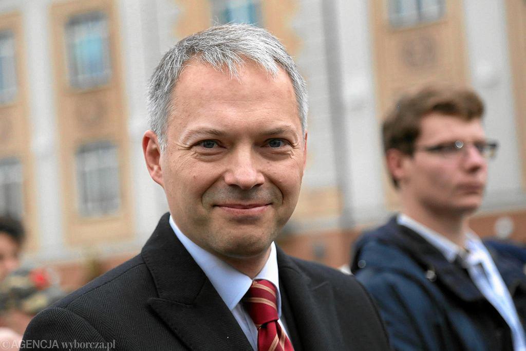 Poseł Jacek Żalek, PiS/Zjednoczona Prawica