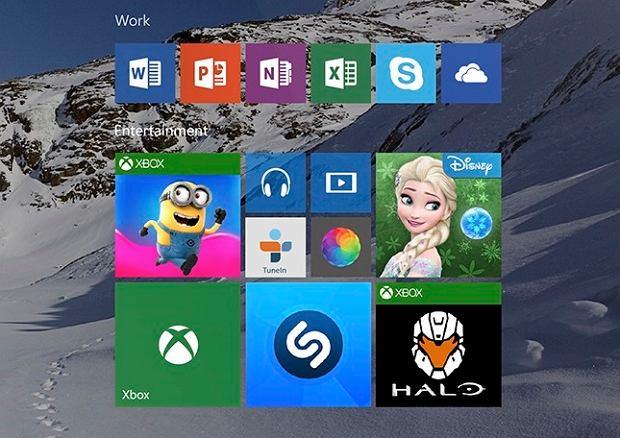 Aplikacje Windows