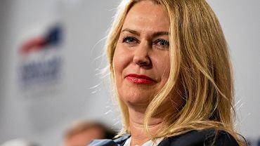 Eurowybory 2019. Elżbieta Łukacijewska z PO, nr 10 na podkarpackiej liście KE