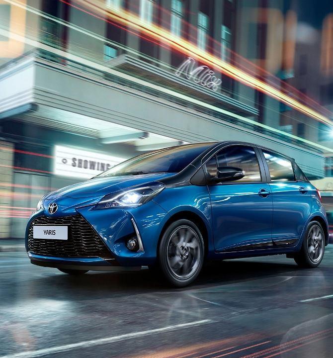 Toyota Yaris - bestseller