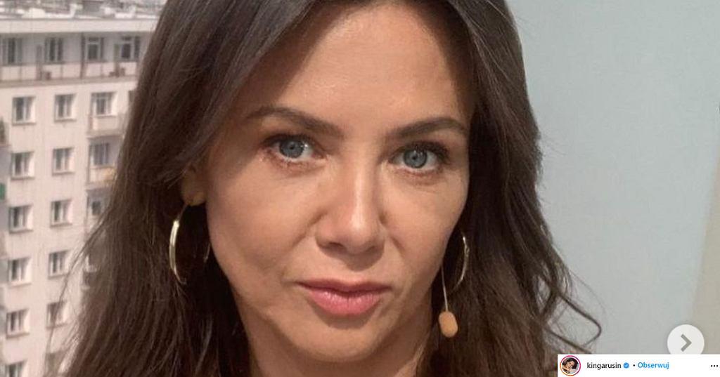 Kinga Rusin napisała wierszyk o Polsce bez PiS