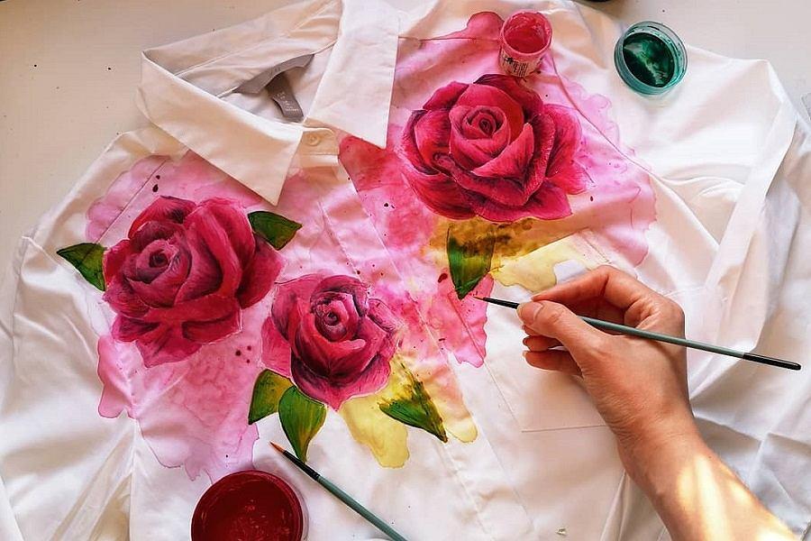 Koszula DIY