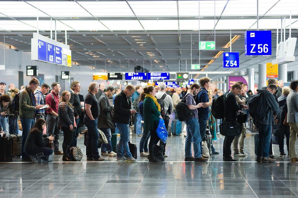 Finnair będzie ważył pasażerów przed wejściem na pokład