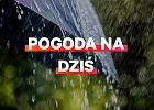 Pogoda na dziś - poniedziałek 29 kwietnia. Największe opady deszczu na południu i wschodzie Polski
