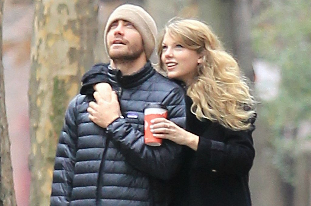 Jake Gyllenhaal i Talyor Swift