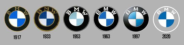 Historia znaczka marki BMW