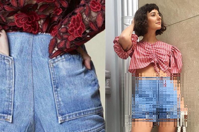 Moda na noszenie szortów