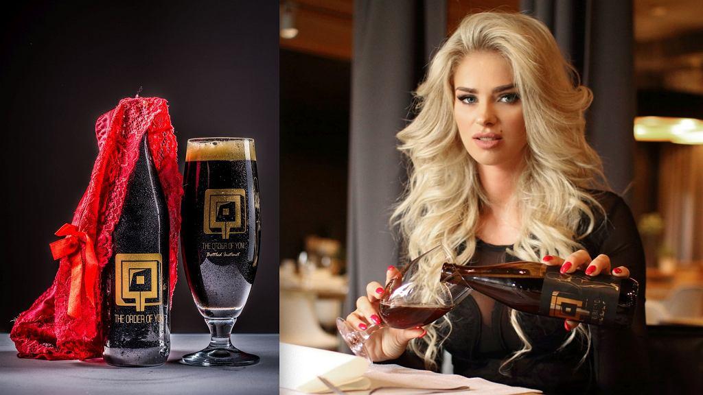 Polski browar chwali się, że stworzył pierwsze piwo waginalne na świecie