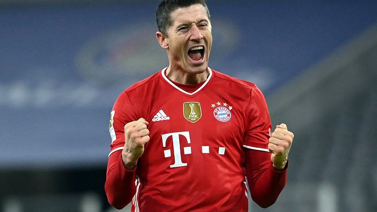 Sky Sports ujawnia nazwę klubu, który kontaktował się z Lewandowskim ws. transferu