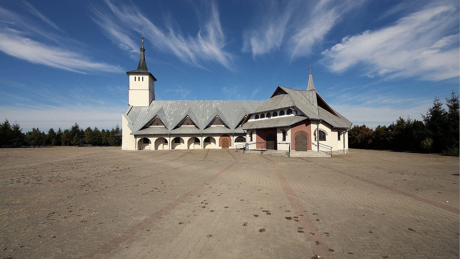 Kościół w Oławie