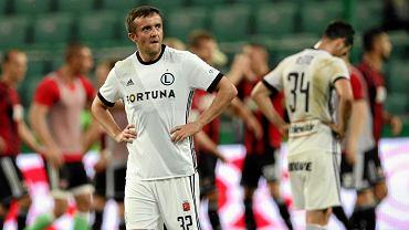 Legia Warszawa - Sportak Trnava 0:2. Miroslav Radović