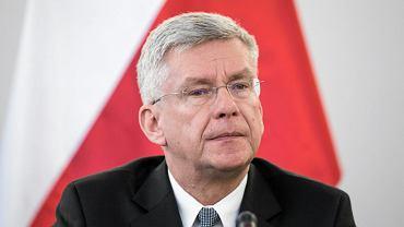 Marszałek Senatu Stanisław Karczewski ma nadzieję, że komisja ds. Bartłomieja Misiewicza zakończy obrady jeszcze przed świętami.