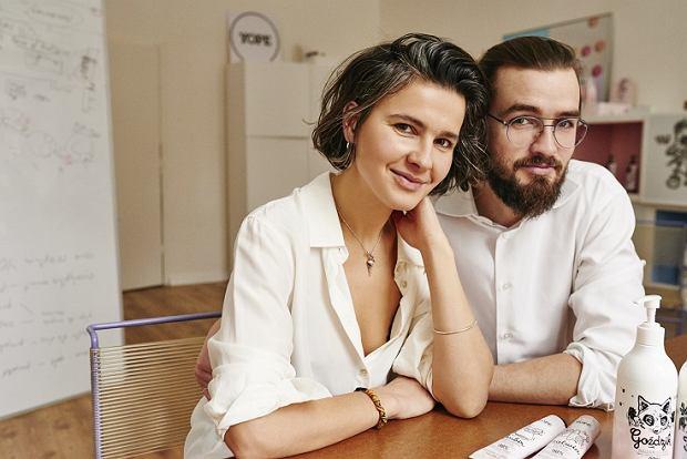 Karolina i Paweł stworzyli firmę Yope od podstaw.