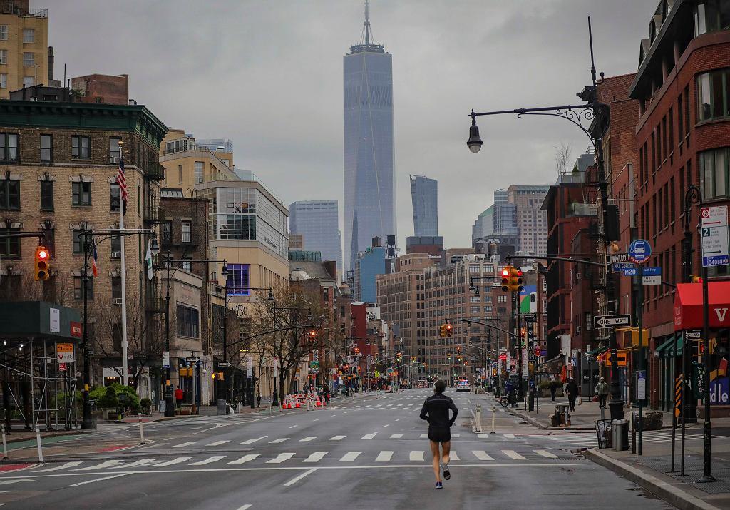 Virus Outbreak-New York