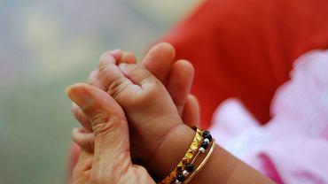 Badania przesiewowe wykonuje się m.in. u noworodków.