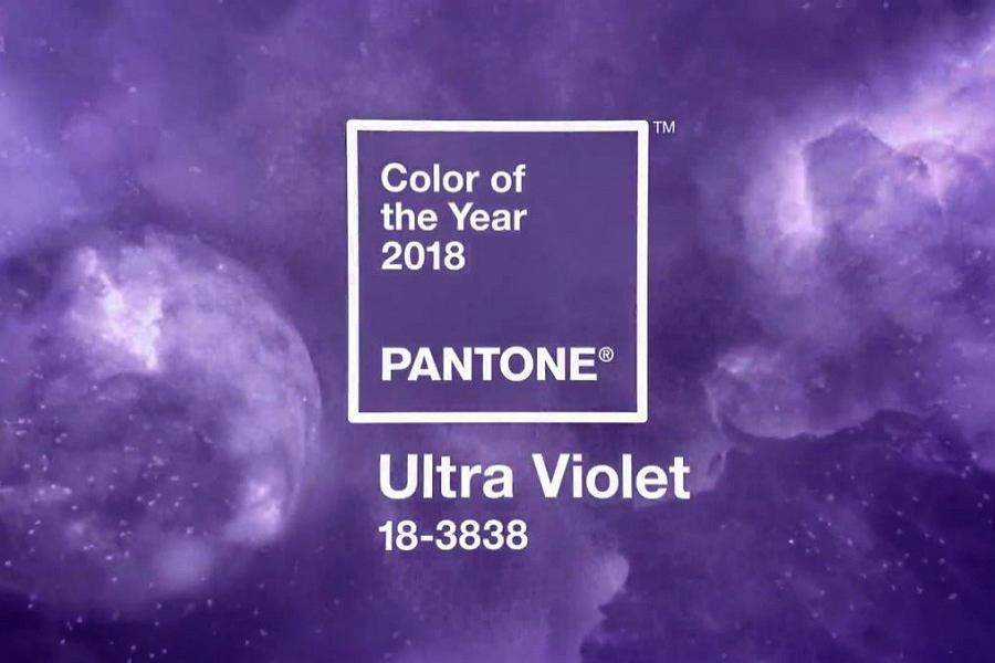 Kolor roku 2018 Pantone